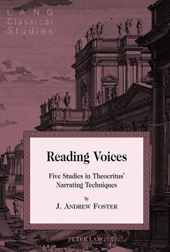 Reading voices by J. Andrew Foster