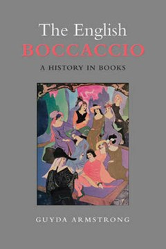 The English Boccaccio by Dr Guyda Armstrong