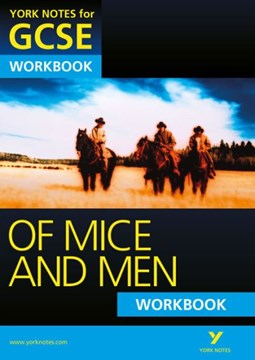 Of mice and men Workbook by Mike Gould