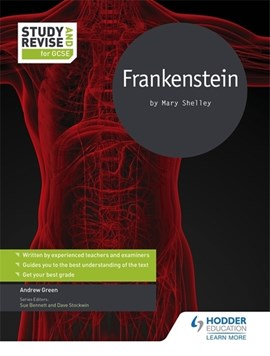 Frankenstein by Mary Shelley by Andrew Green