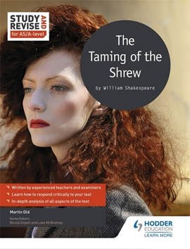 The taming of the shrew by William Shakespeare by Martin Old