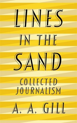 Lines in the Sand TPB by Adrian Gill