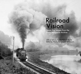 Railroad vision by Jeff Brouws