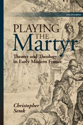 Playing the martyr by Christopher Semk