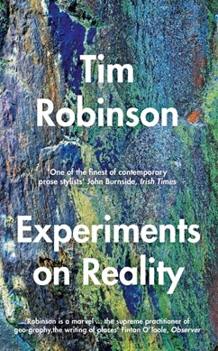 Book cover of Experiments on Reality book by Tim Robinson