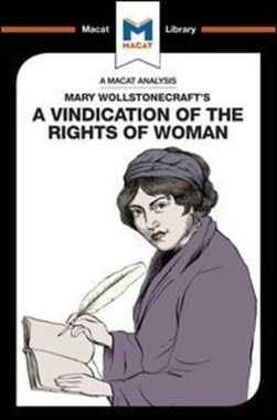 A Vindication of the Rights of Woman by Ruth Scobie