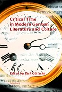Critical time in modern German literature and culture