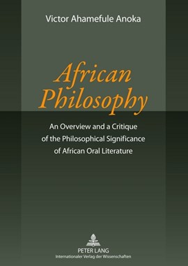 African philosophy by Victor Anoka