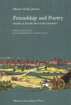 Friendship and Poetry by Minna Skafte Jensen