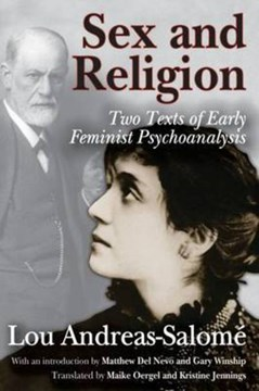 Sex and Religion by Lou Andreas-Salome