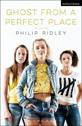 Ghost from a perfect place by Philip Ridley