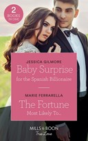 Baby surprise for the Spanish billionaire