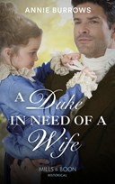 A duke in need of a wife