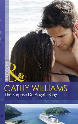 The surprise De Angelis baby by Cathy Williams