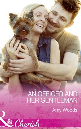 An officer and her gentleman by Amy Woods
