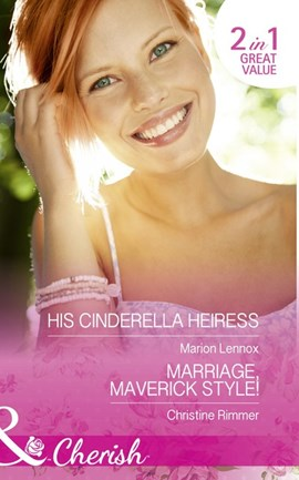 His Cinderella heiress by Marion Lennox