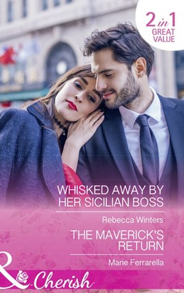 Whisked away by her Sicilian boss by Rebecca Winters