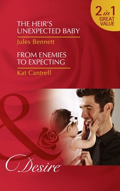 The heir's unexpected baby by Jules Bennett