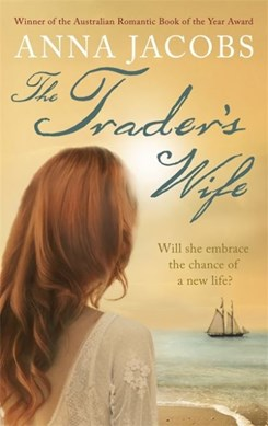 The trader's wife by Anna Jacobs