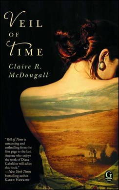 Veil of time by Claire R McDougall
