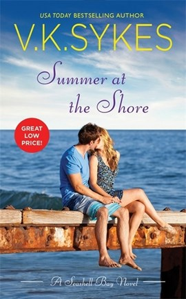 Summer at the shore by V.K. Sykes