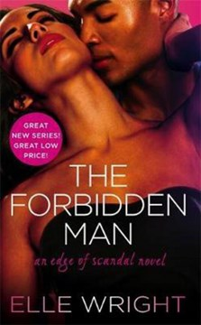 The forbidden man by Elle Wright