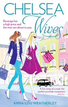 Chelsea Wives  P/B (FS) by Anna-Lou Weatherley