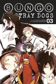 Bungo stray dogs. Vol. 3
