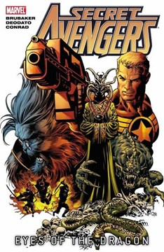 Secret Avengers Vol 2 by Ed Brubaker