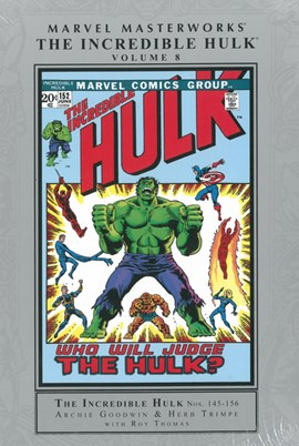 The Incredible Hulk. Volume 8 by Gerry Conway