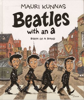 Beatles with an A by Mauri Kunnas