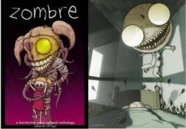 Zombre by Will Vigar