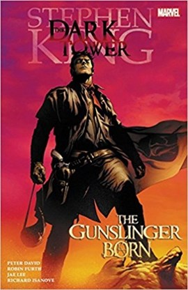 The gunslinger born by Peter David
