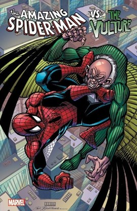 Spider-man vs. the Vulture by Stan Lee