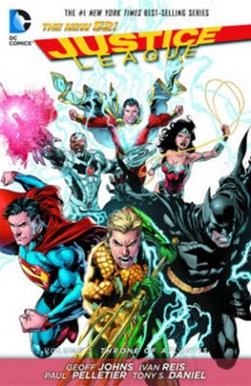 Justice League. Volume 3 Throne of Atlantis by Geoff Johns