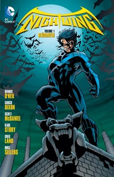 Nightwing. Volume 1 Bludhaven by Dennis O'Neil