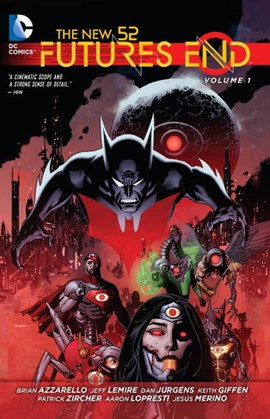 Futures end. Volume 1 by Jeff Lemire