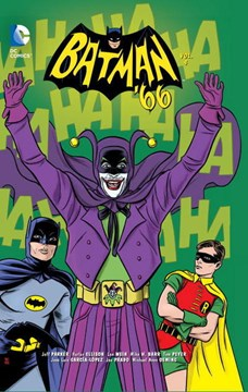 Batman '66. Vol. 4 by Jeff Parker