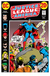 The DC Universe by Len Wein