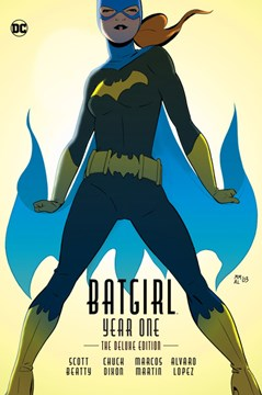 Batgirl year one, the deluxe edition by Scott Beatty