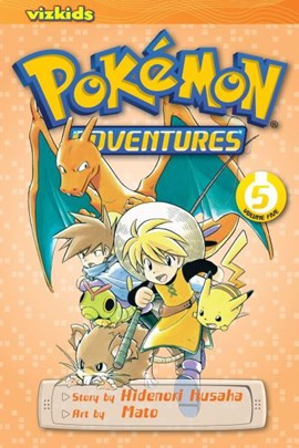 Pokémon adventures. 5 by Hidenori Kusaka