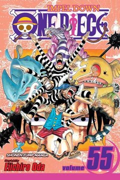 One piece. Volume 55 by Eiichiro Oda