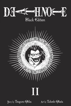Death Note Black 2 P/B by Tsugumi Oba