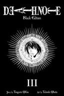 Death Note black. Volume 3