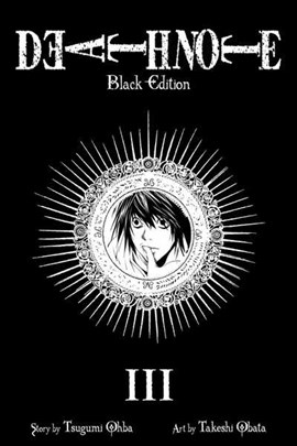 Death Note black. Volume 3 by Tsugumi Ohba