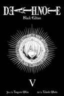 Death Note black. Volume 5