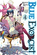 Blue exorcist. 4