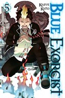 Blue exorcist. 5
