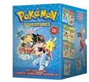 Pokemon adventures red & blue. Volumes 1-7