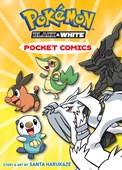 Pokémon black & white pocket comics